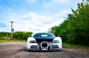 Bugatti Veyron Linea Vivere. Тюнинг Mansory
