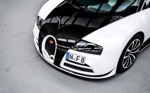 Bugatti Veyron Linea Vivere от Mansory. Один из двух