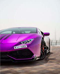 Тюнинг Lamborghini Huracan Razmig от RevoZport