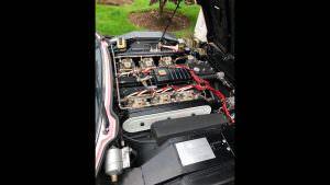 3,9-литровый двигатель V12 под капотом Lamborghini Espada
