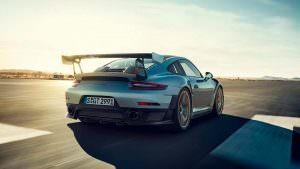 Самый быстрый Porsche 911 GT2 RS в истории