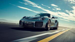 Новая Porsche 911 GT2 RS 2018