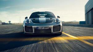 2018 Porsche 911 GT2 RS: разгон до 100 км/ч за 2,8-секунды