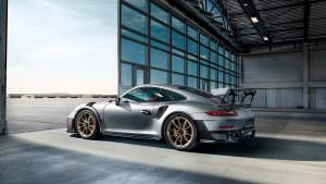 Фото | Porsche 911 GT2 RS