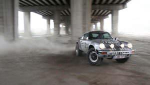 Фото | Раллийный болид Porsche 911 Safari 1978 года