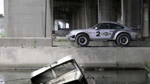 Porsche 911 Safari 1978 года для ралли