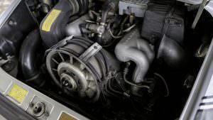 3,2-литровый шестицилиндровый двигатель Porsche 911 Safari