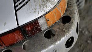 Усиленные бампера Porsche 911 Safari