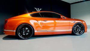 Фото | Тюнинг Bentley Continental GT Speed от Wheelsandmore