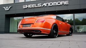 Тюнингованный Bentley Continental GT Speed на 713-сил