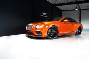 Фото |Тюнинг Bentley Continental GT Speed