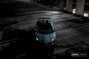 Тюнинг Lamborghini Aventador SV Roadster от Novitec