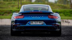Тюнинг Porsche 911 Turbo S Exclusive от Edo Competition
