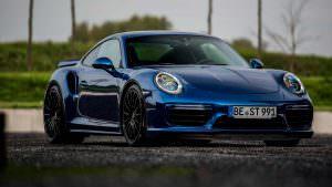 Тюнингованный Porsche 911 Turbo S Exclusive от Edo
