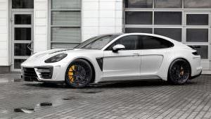 Тюнинг Porsche Panamera. Ателье TopCar