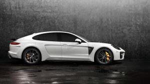 Тюнинг Porsche Panamera второго поколения. Ателье TopCar