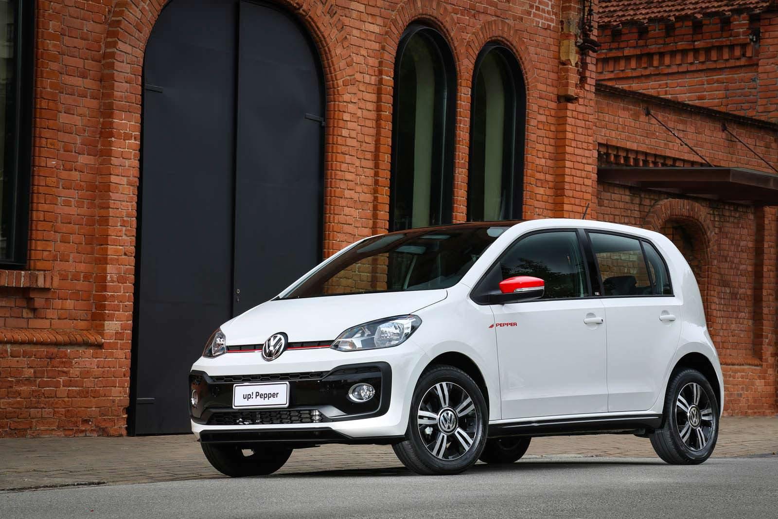 Компакт Volkswagen up! Pepper