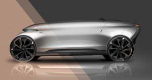 Фото | Виртуальный концепт Audi E-Tron Imperator