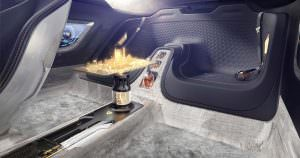 Роскошный салон Audi E-Tron Imperator из 2028 года