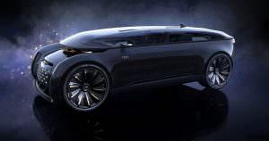 Электрокар Audi E-Tron Imperator из 2028 года