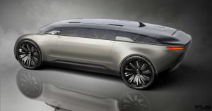 Электромобиль Audi E-Tron Imperator, неофициально