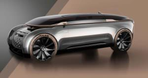 Audi E-Tron Imperator из 2028 года