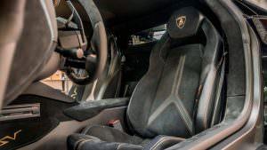 Фото салона Lamborghini Aventador SV
