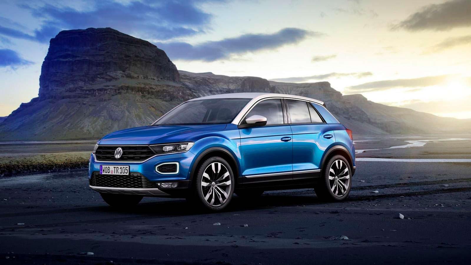 Фото | Volkswagen T-Roc