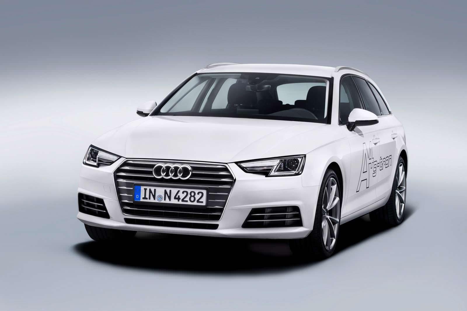 Универсал Audi A4 Avant G-Tron 2018