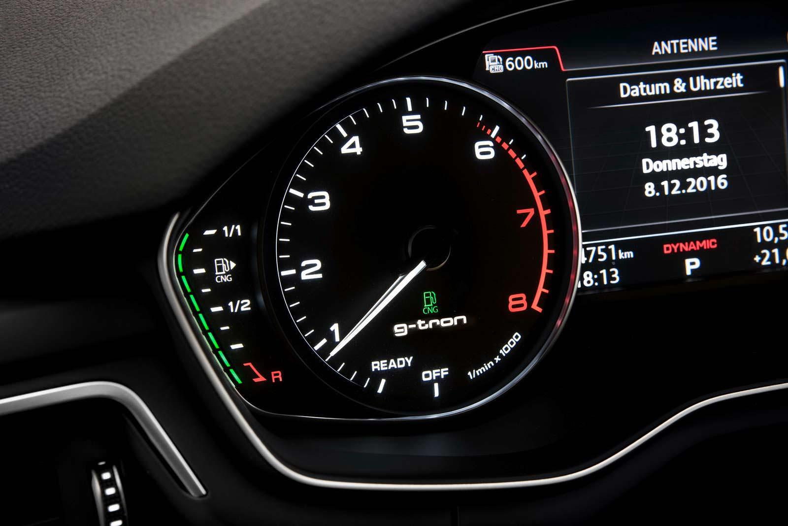 Панель приборов Audi A4 Avant G-Tron