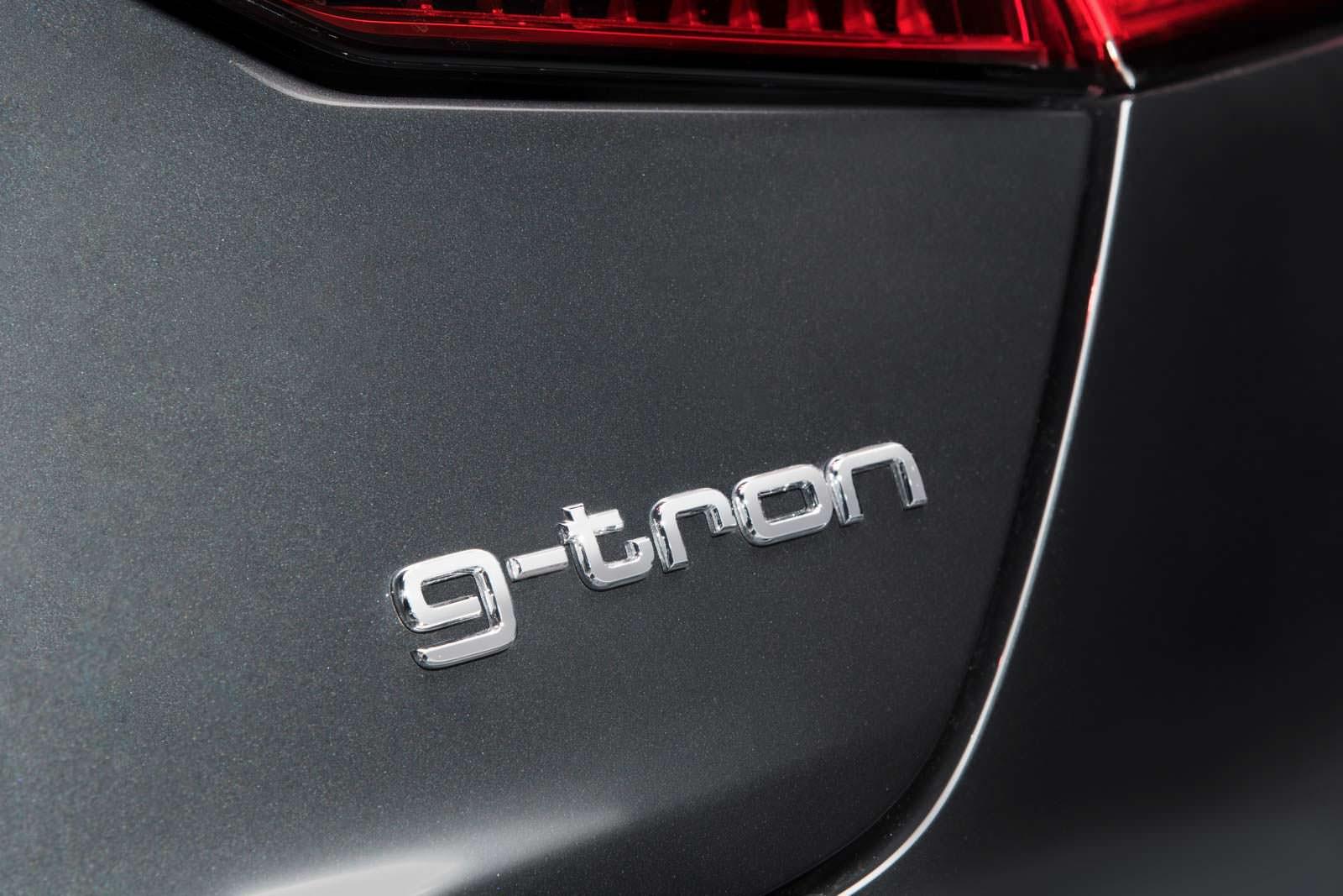 Audi A5 Sportback G-Tron 2018