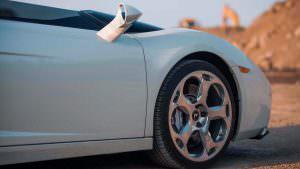 Единственный Lamborghini Concept S. 2006 год