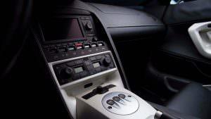 Приборная консоль Lamborghini Concept S 2006 года выпуска