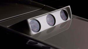 Приборная панель Lamborghini Concept S 2006 года выпуска