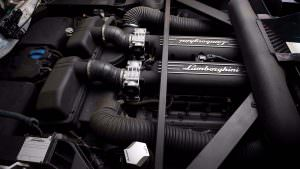 Двигатель V10 Lamborghini Concept S 2006 года выпуска