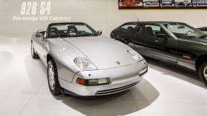 Единственный кабриолет Porsche 928