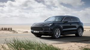Новый Porsche Cayenne S