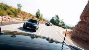 Предсерийные прототипы Porsche Cayenne 2018. Дорожные испытания