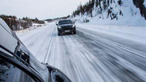 2018 Porsche Cayenne. Испытания на Аляске