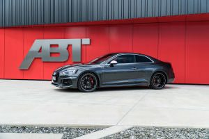 Фото   Audi RS5 Coupe. Тюнинг ABT Sportsline