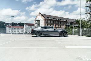Купе Audi RS5 нового поколения. Тюнинг от ABT Sportsline