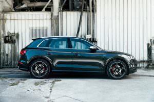 Тюнинг Audi SQ5 2017 года от ABT Sportsline