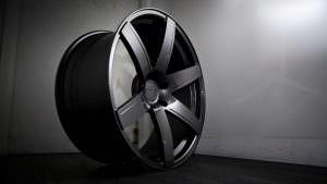 24-дюймовые колеса для Bentley Bentayga от DMC