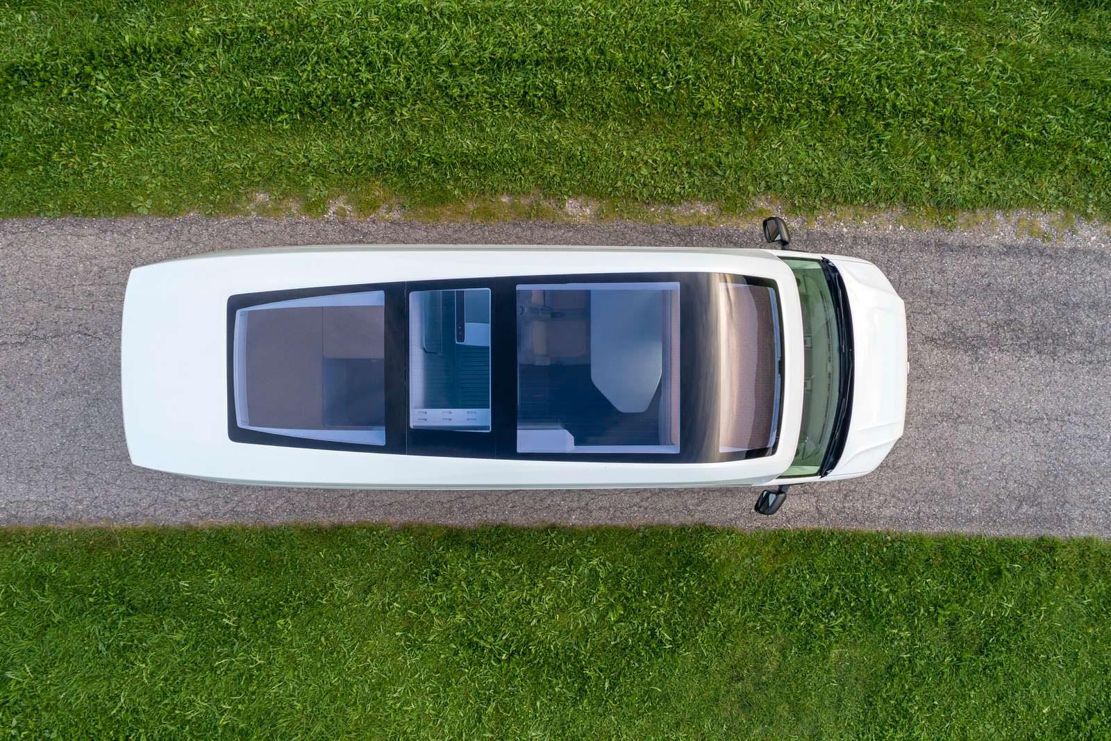 VW California XXL: конфигурации салона кемпера