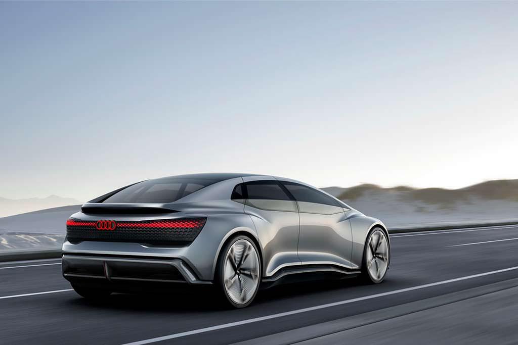 Audi Aicon Concept: до 800 км на одной зарядке