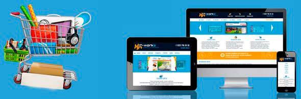 Интернет магазин автозапчастей на базе Allzap CMS