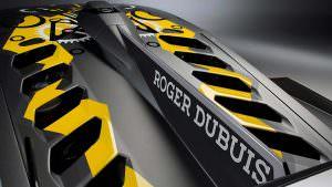Крышка моторного отсека Lamborghini Huracan Super Trofeo Evo