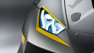 Фары Lamborghini Huracan Super Trofeo Evo