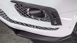 Карбоновые воздухозаборники Bentley Bentayga от Carbon Pro