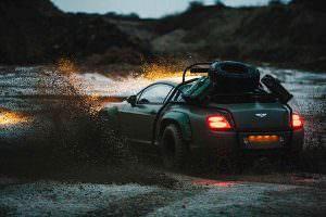 Внедорожник Bentley Continental GT Rally Edition